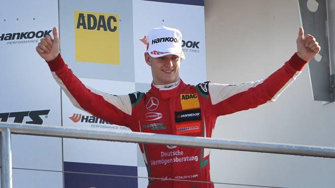 Mick Schumacher startet in dieser Saison in der Formel 2