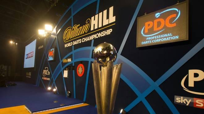 Darts-Weltverband rät Spielern zu London-Verbleib