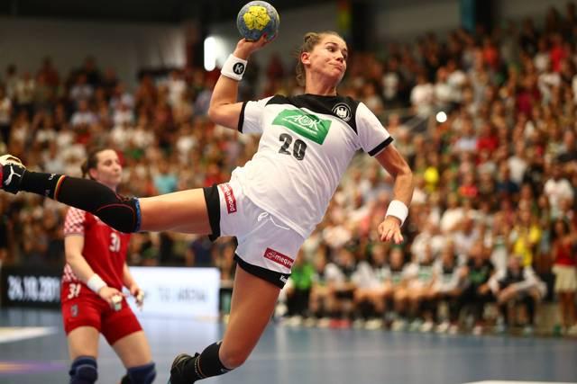 """Emily Bölk ist das """"Jahrhunderttalent"""" im deutschen Frauen-Handball"""