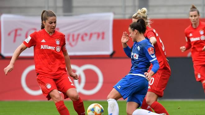 Die Bundesliga der Frauen startet am 29. Mai