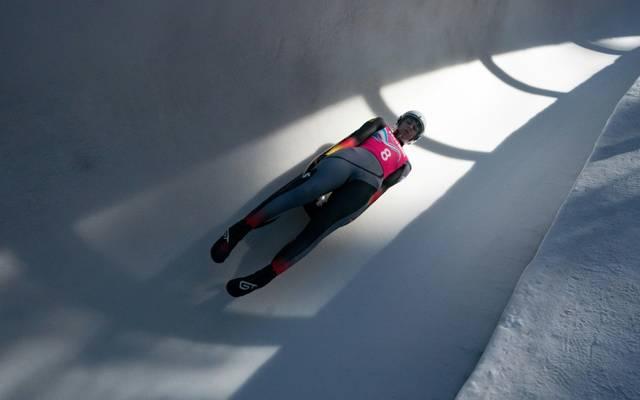 Rodel-Weltcup Finale in St. Moritz