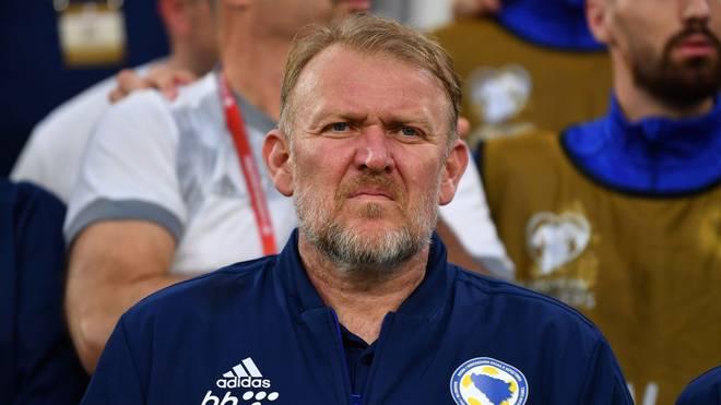 Robert Prosinecki ist nicht länger Nationaltrainer von Bosnien-Herzegowina