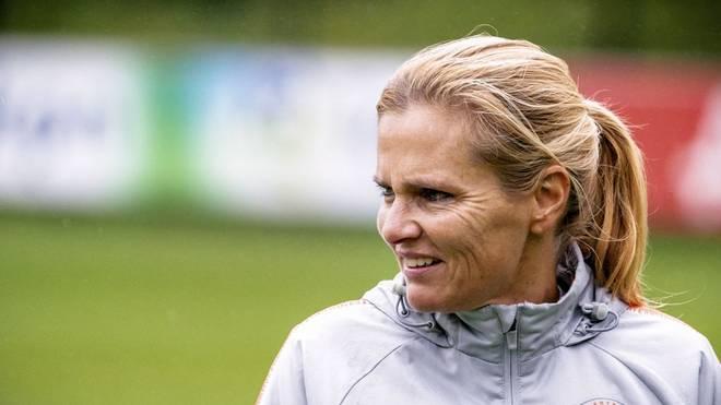 Sarina Wiegman wird 2021 Nationaltrainerin Englands