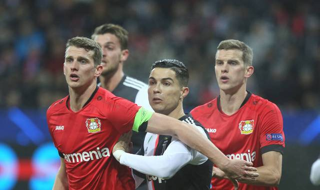 Seit 2017 spielen Lars und Sven Bender gemeinsam bei Bayer Leverkusen