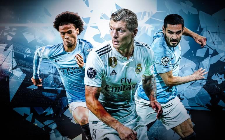 Der zweite Spieltag in der Champions League steht an, unter anderem müssen Leroy Sane und Ilkay Gündogan mit Manchester City bei TSG Hoffenheim antreten. Wie sind die deutschen Legionäre aktuell drauf? SPORT1 macht den Formcheck