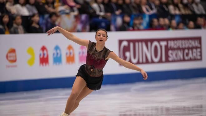 Nicole Schott hat sich erneut zur Deutschen Meisterin gekrönt