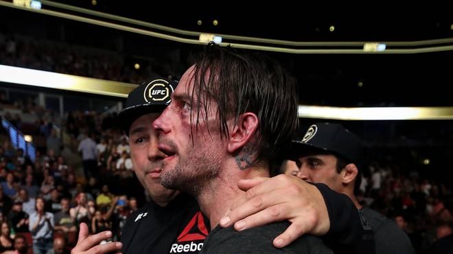 CM Punk versuchte sich nach seinem WWE-Aus erfolglos als UFC-Kämpfer
