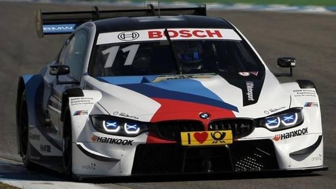 BMW bestätigt Marco Wittmanns Crash in Vallelunga