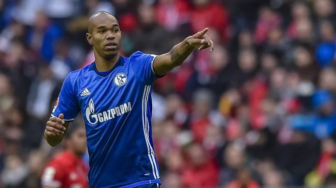 Naldo vom FC Schalke 04 fehlt derzeit verletzt in Bundesliga und UEFA Europa League
