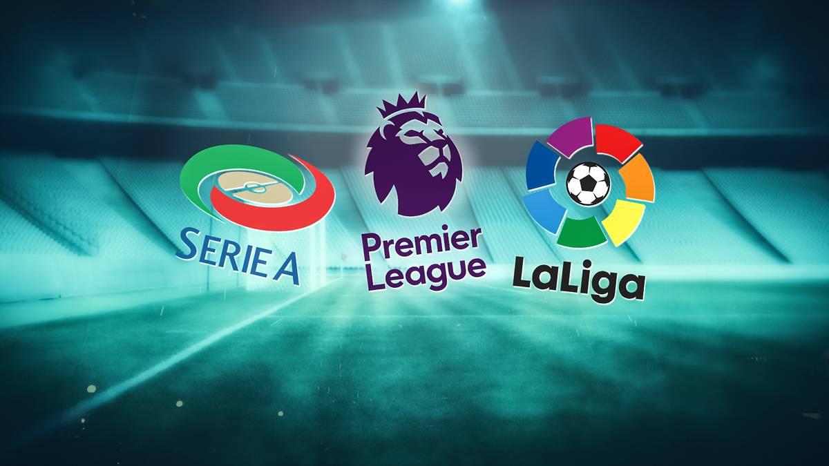 Finale furioso! So spannend wird der Saisonendspurt in Europas Top-Ligen