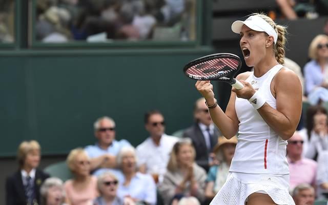 Angelique Kerber will ihren Titel in Wimbledon verteidigen