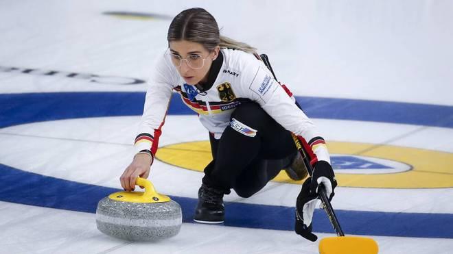 Daniela Jentsch durfte sich über den ersten Sieg freuen