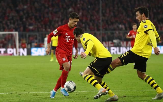Der genaue Termin für das Spiel zwischen dem BVB und den Bayern steht