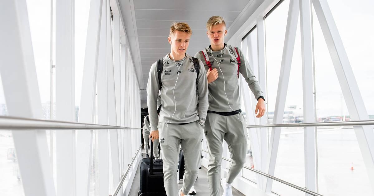Erling Haaland und Martin Odegaard bald gemeinsam bei Real Madrid?