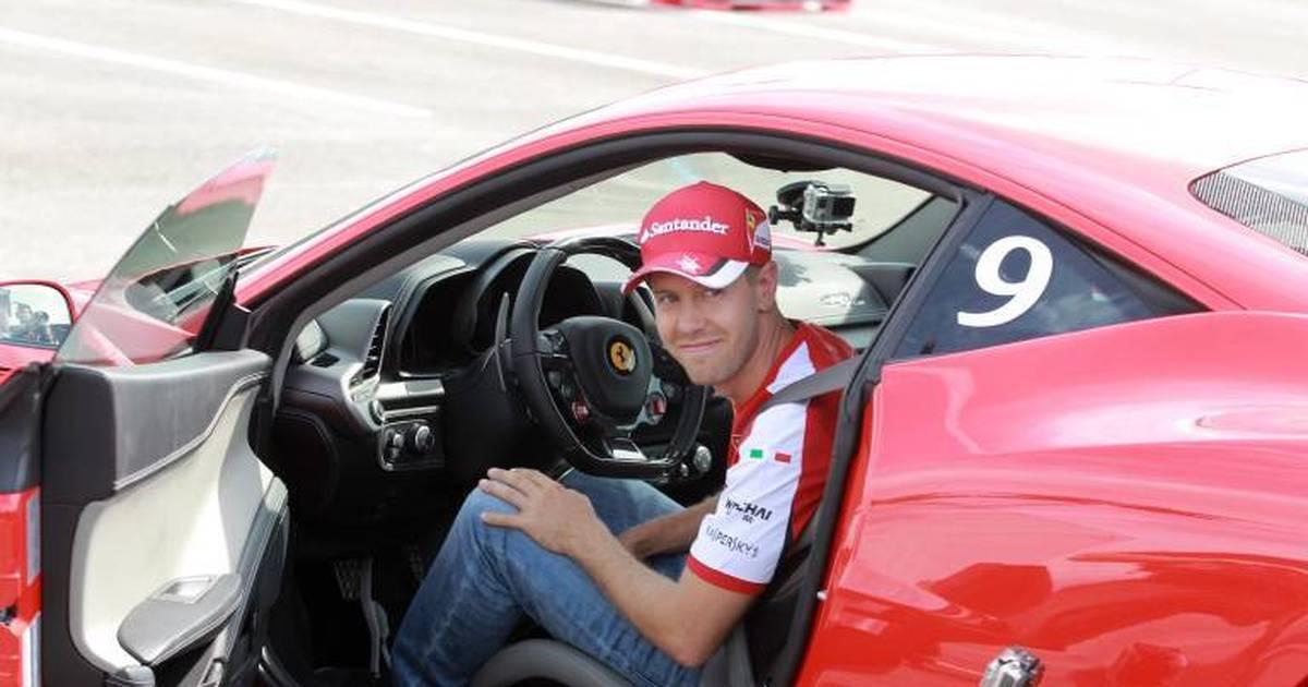 Formel 1: Sebastian Vettel verkauft Ferrari, Mercedes und BMW - SPORT1