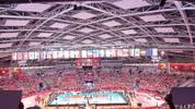 Hereinspaziert in die völlig verrückte polnische Volleyball-Welt. Die WM findet noch bis zum 21. September im Nachbarland statt. Und eins steht fest: Polen liebt Volleyball. SPORT1 zeigt die besten Bilder des Turniers
