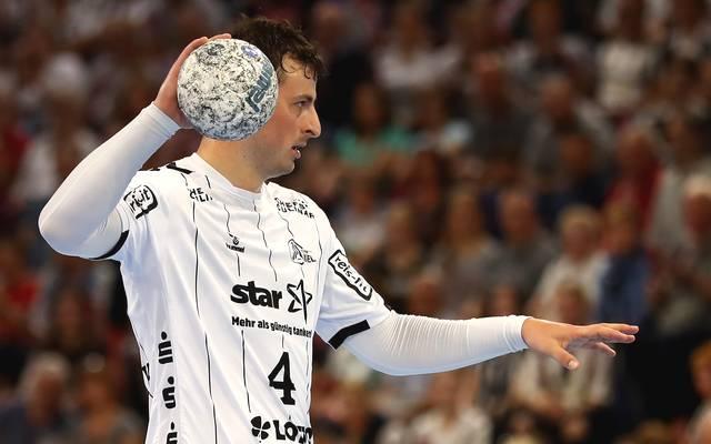 Domagoj Duvnjak und der THW Kiel wollen im Supercup den Titel gegen die SG Flensburg-Handewitt