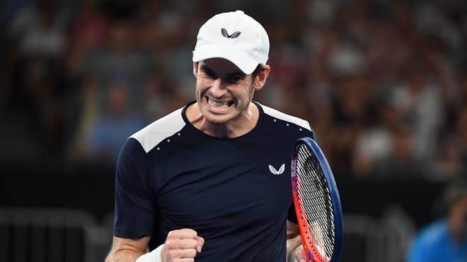 Tennis: Andy Murray spricht über Operation und Comeback auf Tour
