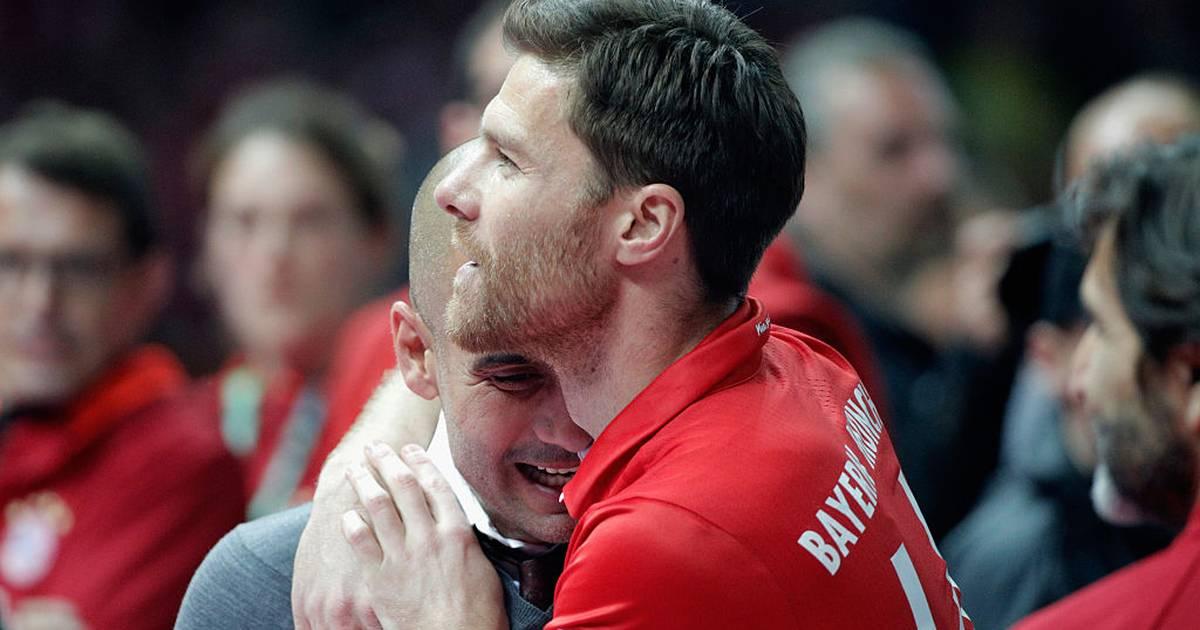 Xabi Alonso über Pep Guardiola und die Spiele gegen Klopps BVB - SPORT1