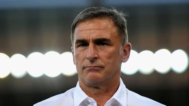 Stefan Kuntz coachte seine U21 dieses Jahr bei der EM in Italien ins Finale gegen Spanien (1:2).