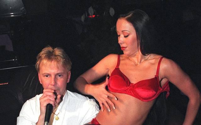 Matti Nykänen versuchte sich zwischenzeitlich auch als Sänger und im Erotik-Milieu