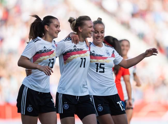 Am Freitag beginnt die Frauen-WM in Frankreich. Bis zum 8. Juli werden insgesamt 52 Spiele ausgetragen. So viele Mannschaften wie selten zuvor - auch das deutsche Team - können sich Hoffnungen auf den Titel machen