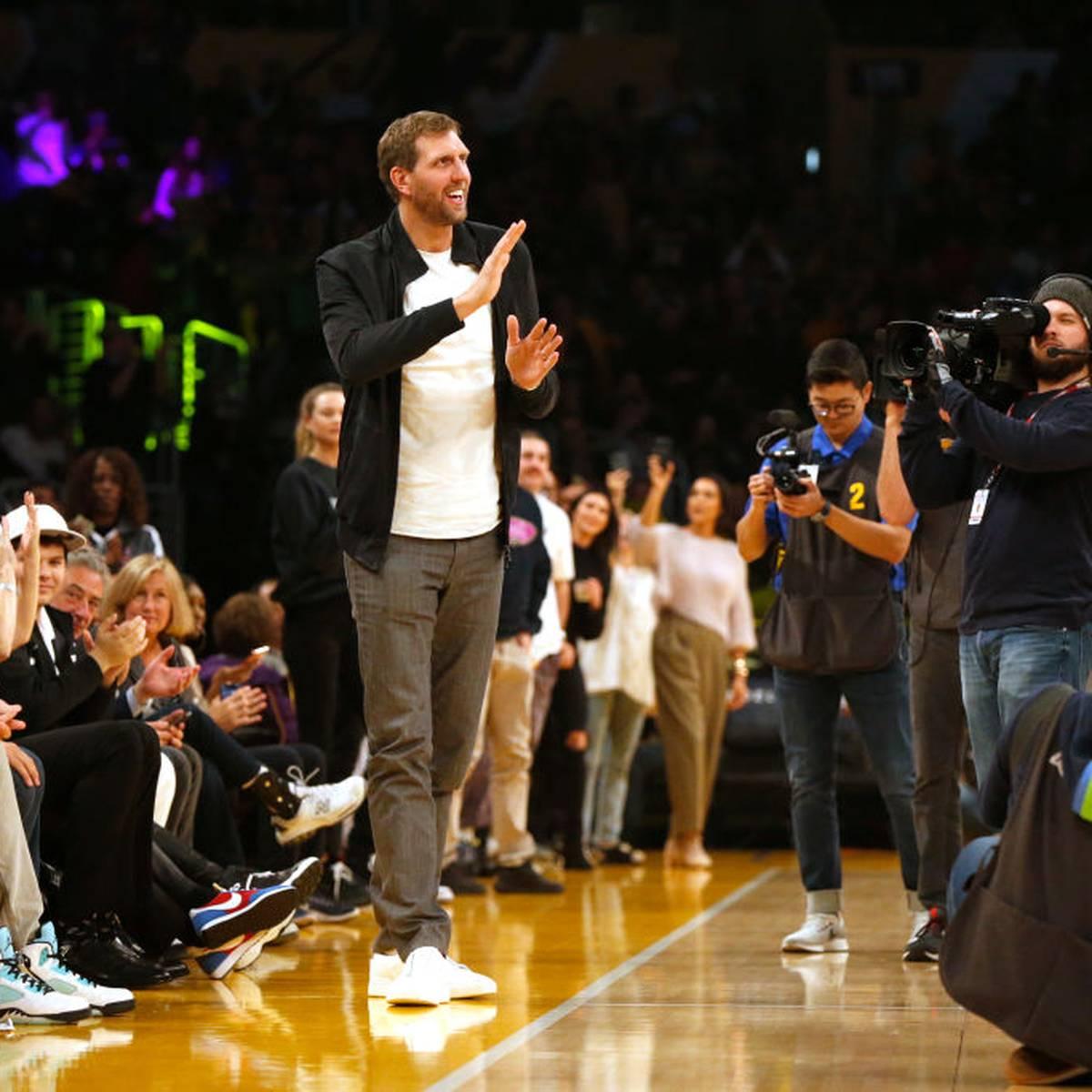 So überraschten die Lakers Nowitzki