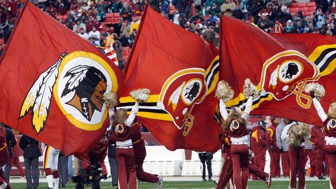 Verschwinden die Indianer-Köpfe bald aus dem Logo der Redskins?