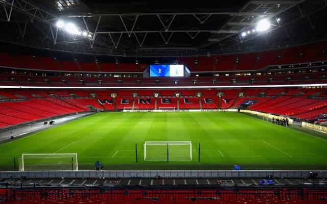 Das EM-Finale 2020 wird im Londoner Wembley Stadion stattfinden
