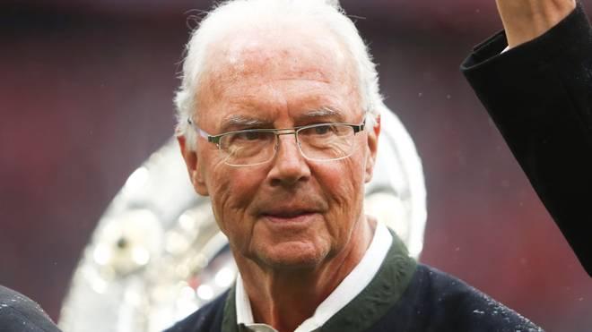 Franz Beckenbauers gesundheitlicher Zustand wird begutachtet