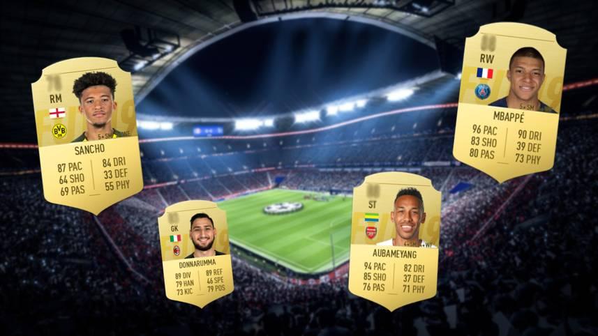 Jadon Sancho, Kylian Mbappe, Pierre-Emerick Aubameyang - die Liste der Spieler, die sich beim Winter Refresh in FIFA 19 über Verbesserungen freuen dürfen, ist ebenso lang wie prominent. Hier gibt's die wichtigsten Upgrades zum Durchklicken