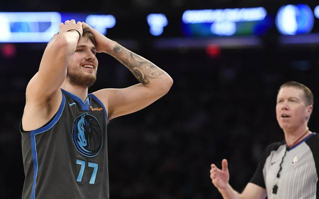 NBA: Dallas Mavericks mit Nowitzki unterliegen Houston Rockets