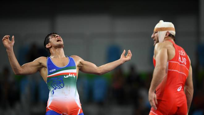 Wrestling - Olympics: Day 14