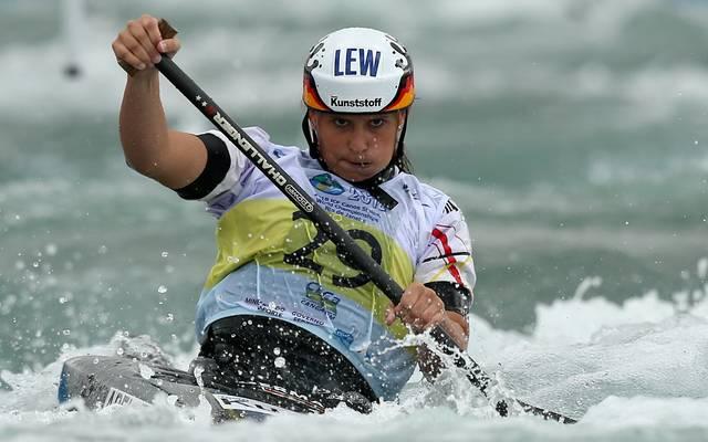 Elena Apel konnte sich über zwei Medaillen freuen