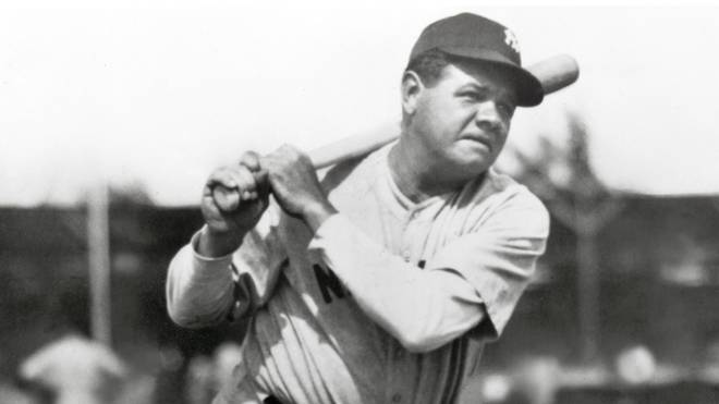 Babe Ruth MLB Photos Archive