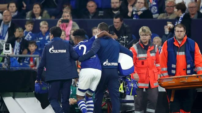 Bundesliga: Weston McKennie erleidet Muskelprellung nach James-Foul