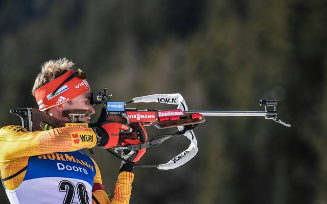 Benedikt Doll landete als bester Deutscher auf Rang elf