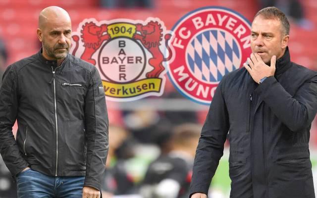 Bayer Leverkusen und der FC Bayern stehen sich im letzten Topspiel des Jahres gegenüber