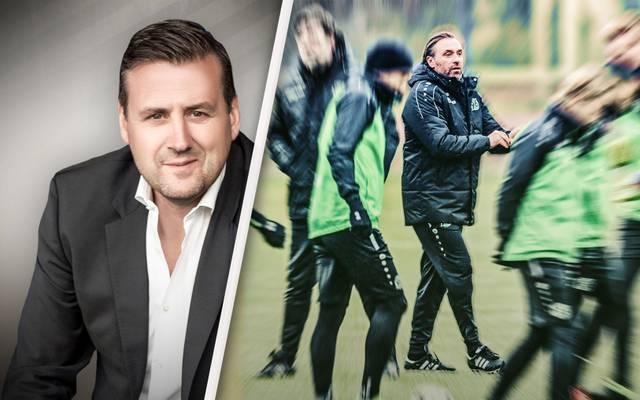 Pit Gottschalk wirft einen Blick auf Thomas Doll und dessen neue Aufgabe bei Hannover 96
