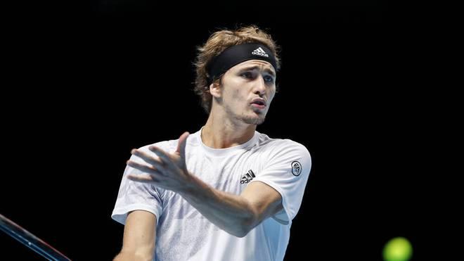 Tennis-Star Alexander Zverev ist auf die ATP derzeit nicht gut zu sprechen