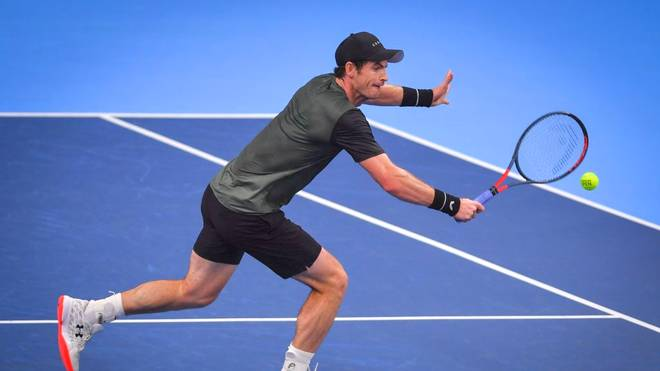 Andy Murray steht in Antwerpen im Finale