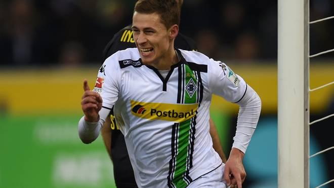 Thorgen Hazard kann in der bisherigen Saison drei Treffer und vier Assits vorweisen