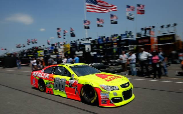 Monster Energy NASCAR Cup Series Axalta presents the Pocono 400 - Practice