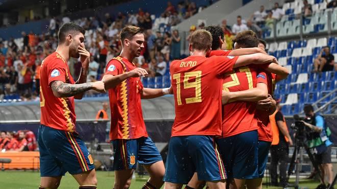 Spain v France - 2019 UEFA European Under-21 Championship