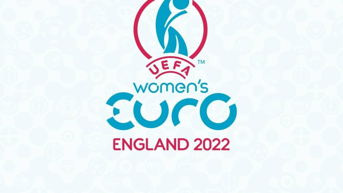 Das Logo der Frauen-EM 2022 in England