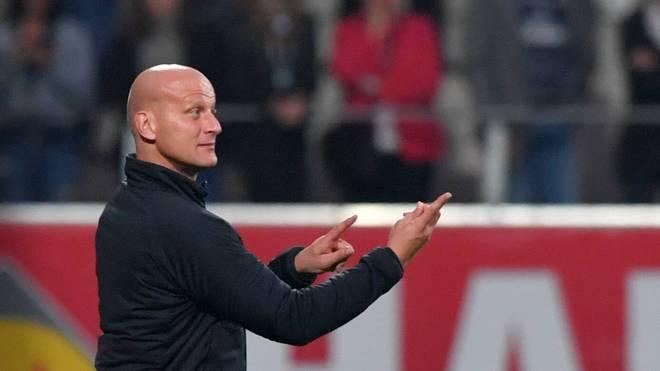 Carsten Jancker wurde als Trainer des SV Horn entlassen