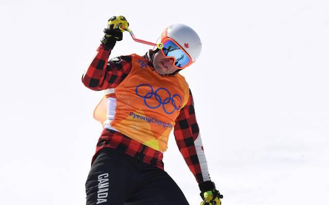 Der kanadische Skicrosser David Duncan bereut seinen Aussetzer
