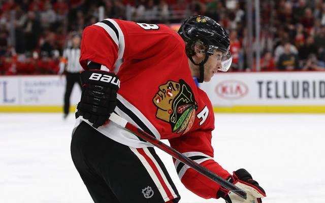 Patrick Kane von den Chicago Blackhawks hat NHL-Geschichte geschrieben