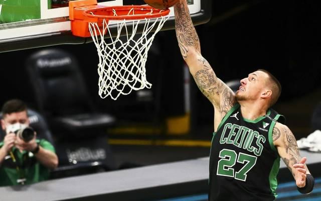 Theis verlor mit den Celtics deutlich gegen die Knicks