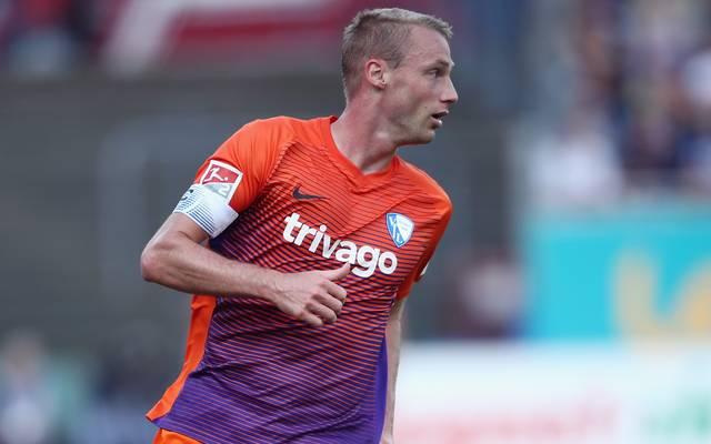 Felix Bastians wurde vom VfL Bochum vorerst suspendiert